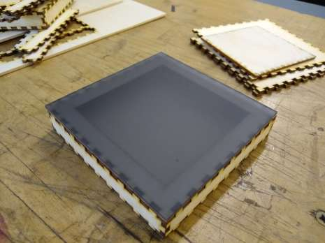 lasercut boxes